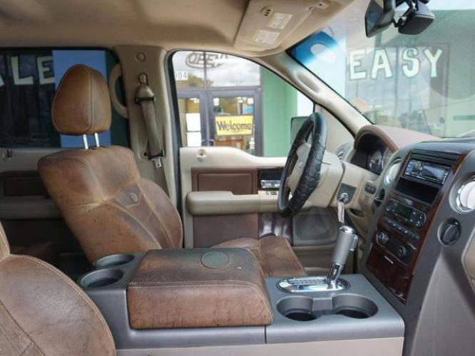 2005 Dark Copper Metallic Ford F-150 (1FTPW12595K) with an 5.4L 8 Cyl engine, 4 Spd Automatic transmission, located at 6904 Johnston St., Lafayette, LA, 70503, (337) 988-1960, 30.143589, -92.100601 - Photo #9