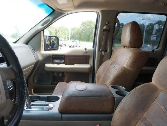 2005 Dark Copper Metallic Ford F-150 (1FTPW12595K) with an 5.4L 8 Cyl engine, 4 Spd Automatic transmission, located at 6904 Johnston St., Lafayette, LA, 70503, (337) 988-1960, 30.143589, -92.100601 - Photo #15