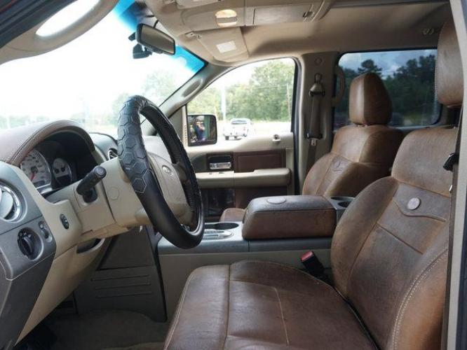 2005 Dark Copper Metallic Ford F-150 (1FTPW12595K) with an 5.4L 8 Cyl engine, 4 Spd Automatic transmission, located at 6904 Johnston St., Lafayette, LA, 70503, (337) 988-1960, 30.143589, -92.100601 - Photo #17