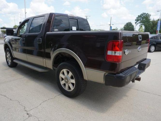 2005 Dark Copper Metallic Ford F-150 (1FTPW12595K) with an 5.4L 8 Cyl engine, 4 Spd Automatic transmission, located at 6904 Johnston St., Lafayette, LA, 70503, (337) 988-1960, 30.143589, -92.100601 - Photo #5