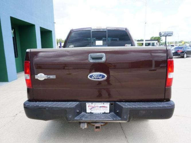 2005 Dark Copper Metallic Ford F-150 (1FTPW12595K) with an 5.4L 8 Cyl engine, 4 Spd Automatic transmission, located at 6904 Johnston St., Lafayette, LA, 70503, (337) 988-1960, 30.143589, -92.100601 - Photo #6