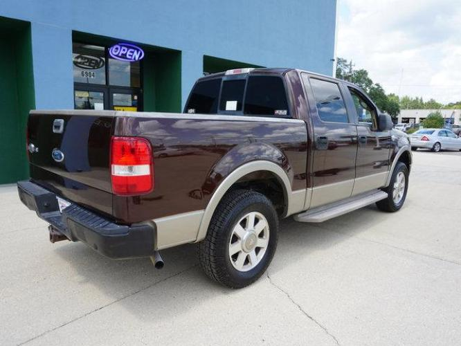 2005 Dark Copper Metallic Ford F-150 (1FTPW12595K) with an 5.4L 8 Cyl engine, 4 Spd Automatic transmission, located at 6904 Johnston St., Lafayette, LA, 70503, (337) 988-1960, 30.143589, -92.100601 - Photo #7