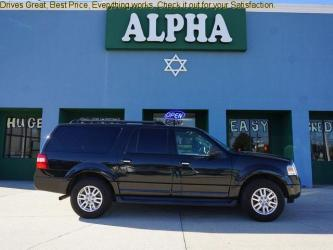 2014 Ford Expedition EL 4 Dr SUV